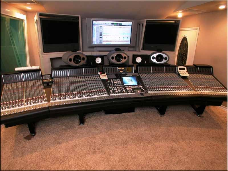Best home recording mixing desk pictures.