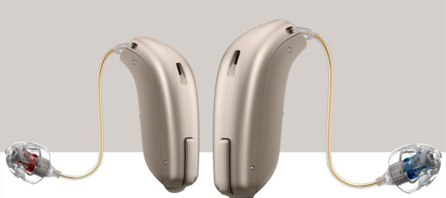 Oticon Opn  une aide auditive qui se connecte à Internet - alarme porte d entree