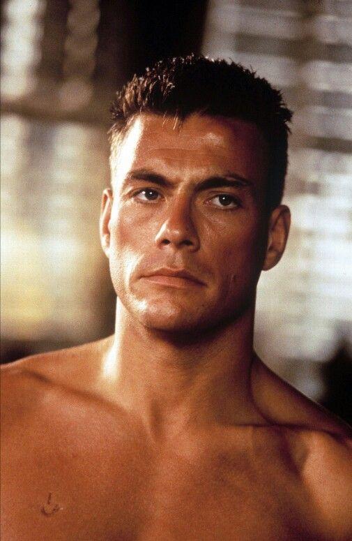 Jean Claude Van Damme | Barba sin bigote, Artista marcial ...