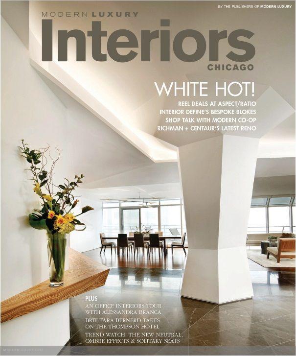 edyta co in the press interiors chicago modern luxury magazine