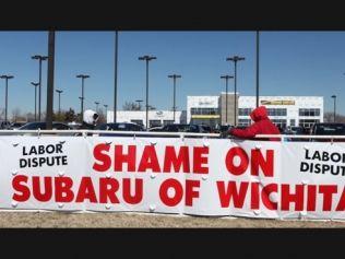 Subaru Dealer Has The Best Comeback Ever To A Union Protest Sign Best Comebacks Ever Protest Signs Comebacks