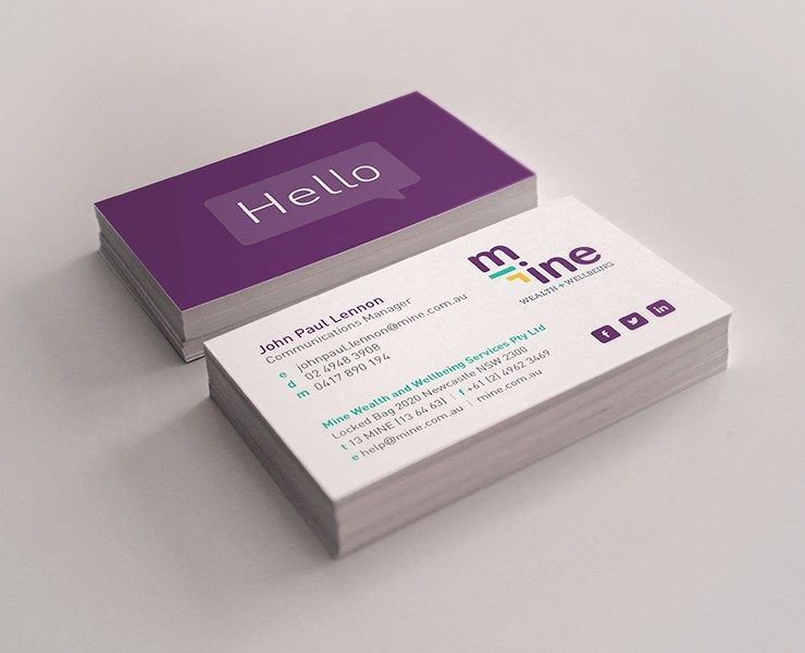 60 Fresh And Best Business Card Designs