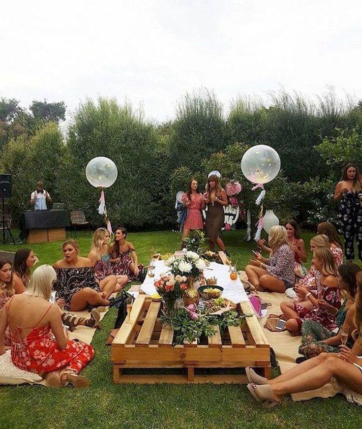 33 Best Summer Party Ideas in Backyards33DECOR Garden