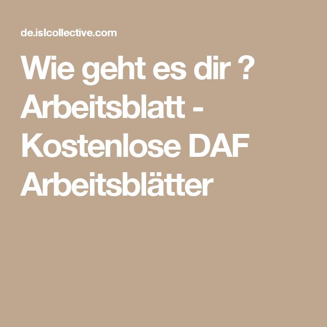 wie geht es dir baby girls b day daf arbeitsbl tter verben deutsch unterricht. Black Bedroom Furniture Sets. Home Design Ideas