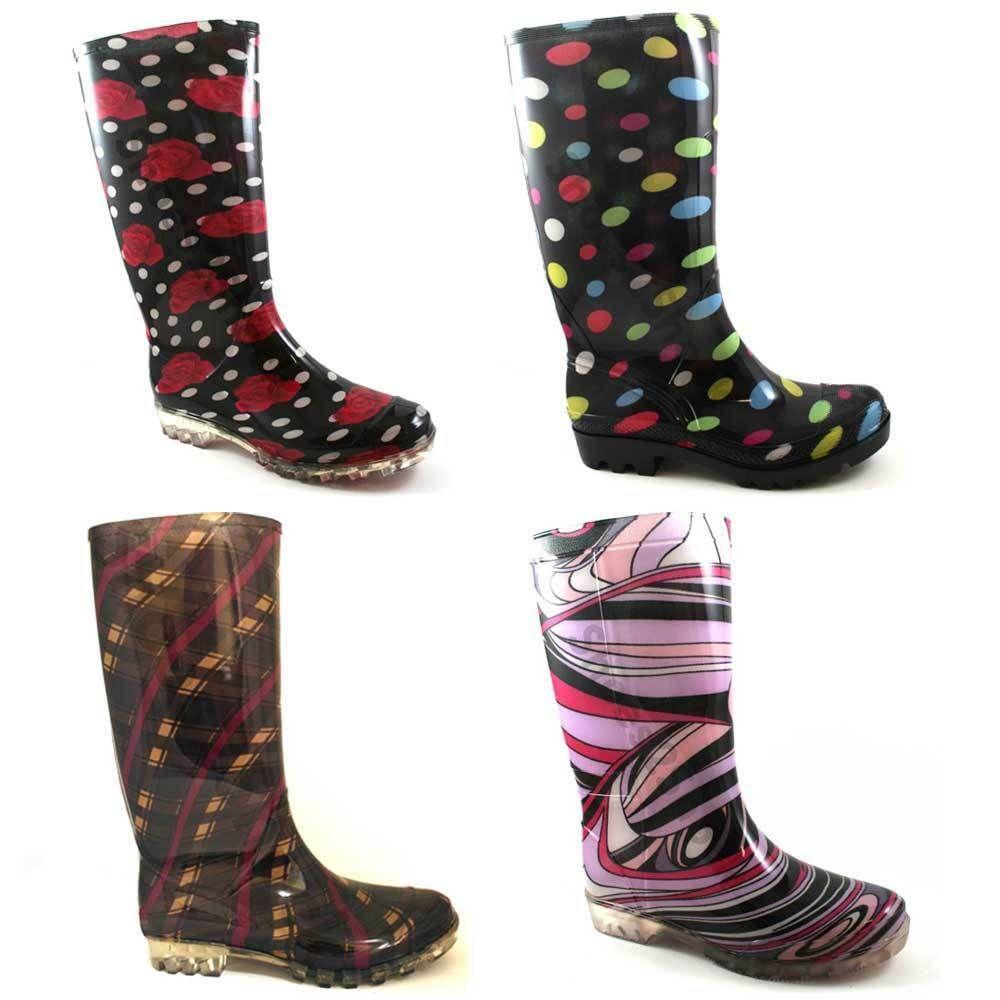 BOTAS DE AGUA KALINKA   Stivali da pioggia, Stivali
