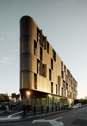 Luna // 173 Barkly St, Melbourne // Client: Buxton Group // Architect & Interior Designer: Elenberg Fraser