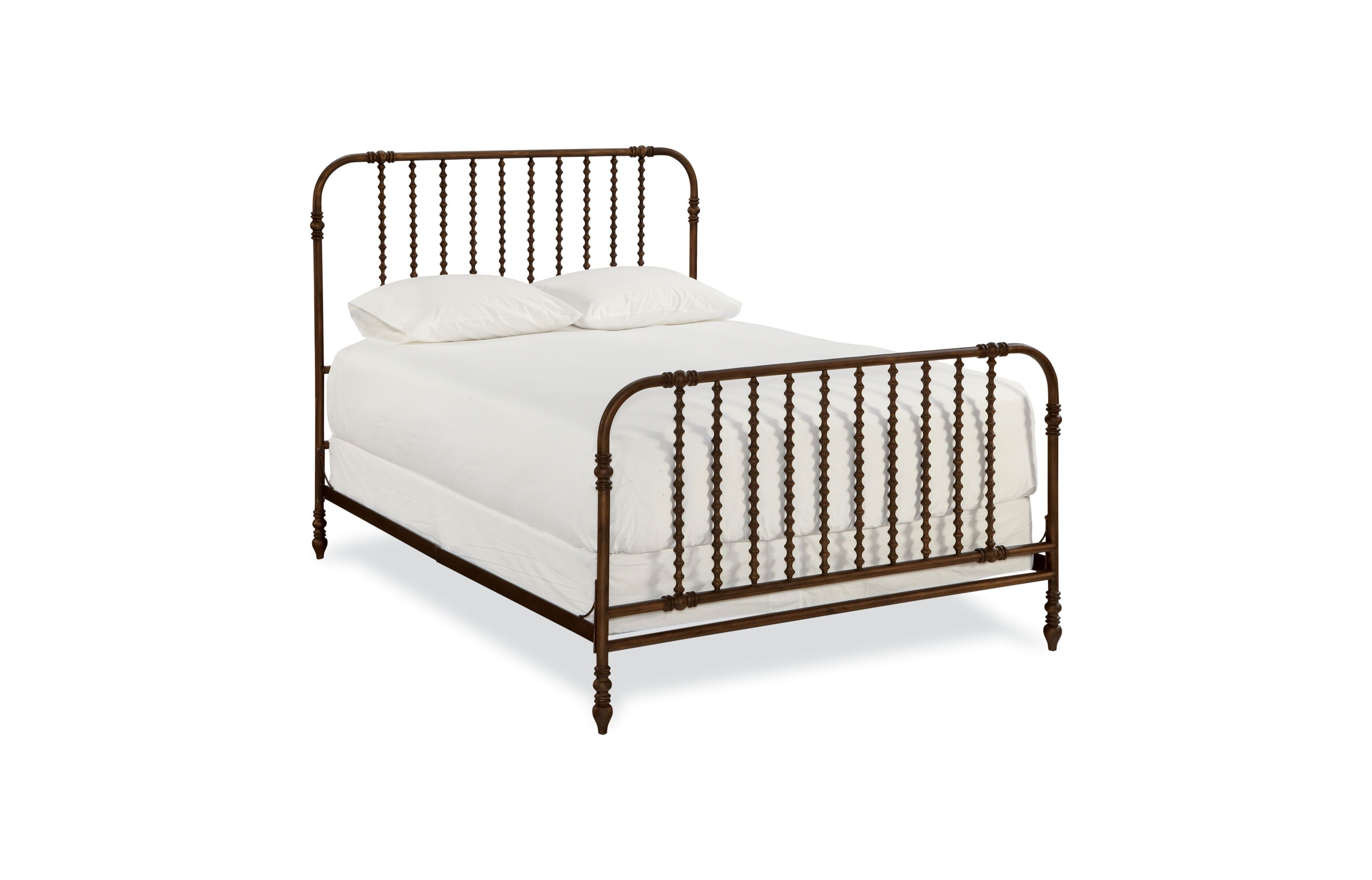 Jenny Lind style bed frame Guest room bed, Universal