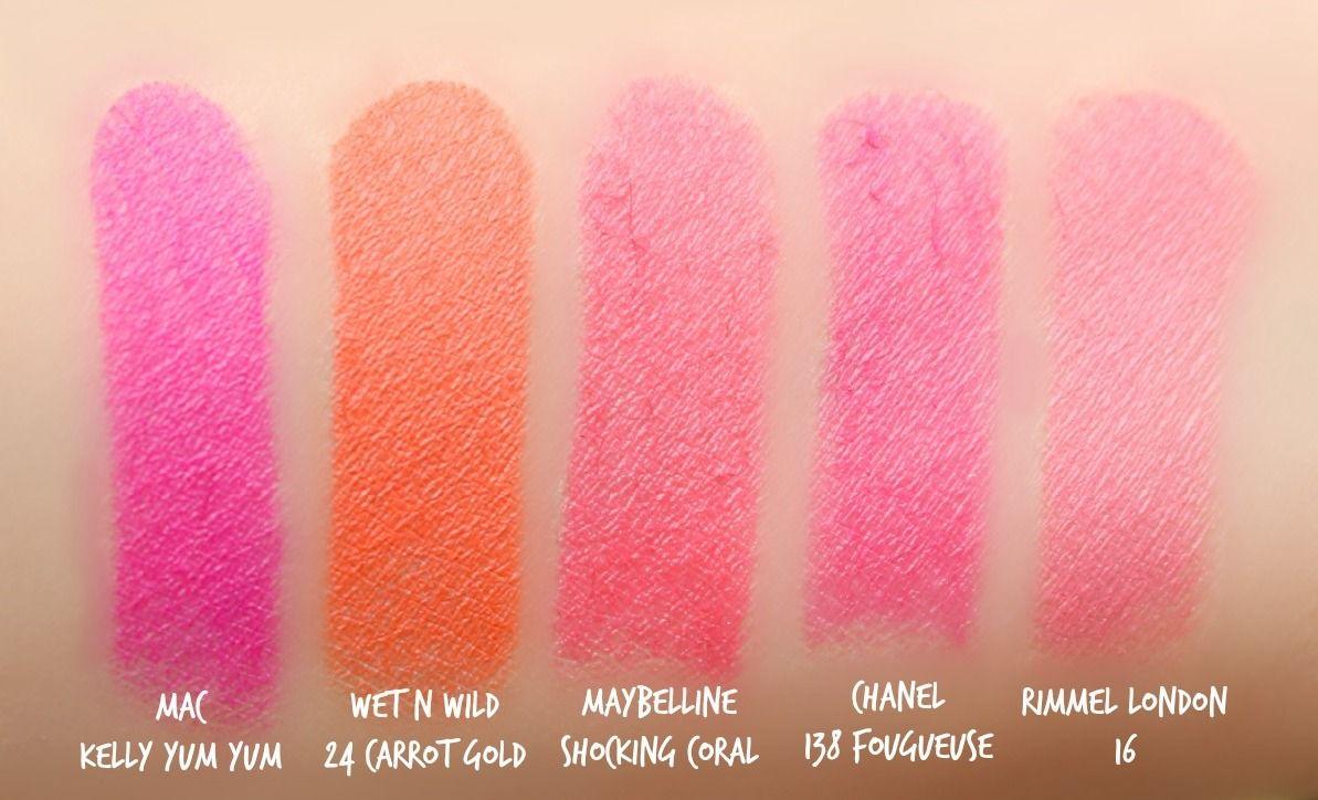 Top 5 Lipsticks for Spring 2016 Best Lip Colors 2016 Pinterest