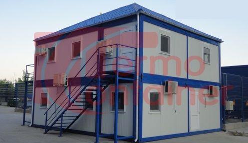 Containere pentru locuit