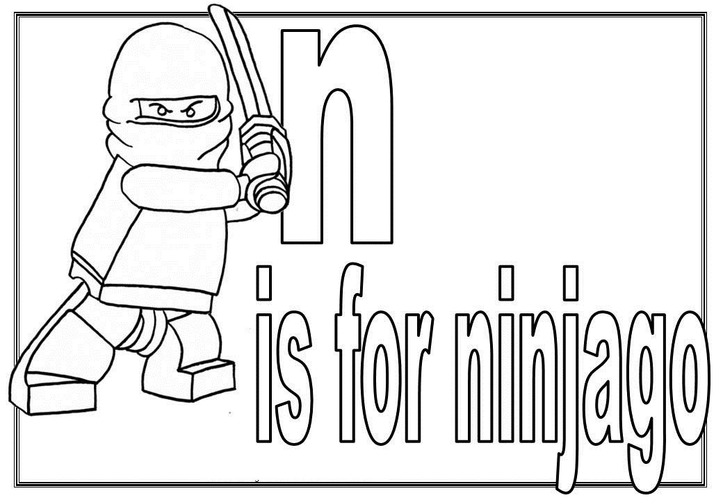 Image result for ninjago coloring pages | Kevin LEGO Birthday ...