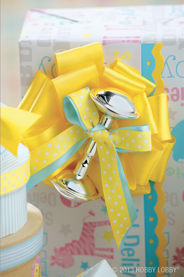Love giving packages with all the trimmings? Get inspired by a world of beautiful wrapping techniques, featuring everything from designer papers, to gorgeous gift bags, to fabulous trims and accessories.