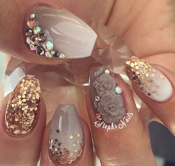 Pin by Ladyt on sweet nails | Pinterest