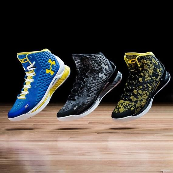 If Warriors Sweep, People Will Want Under Armour's Curry 4 Shoe