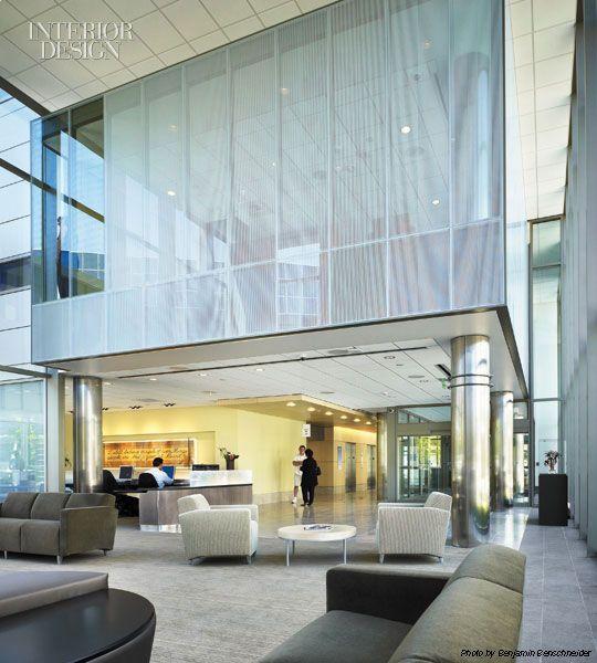 Swedish Interiordesign: NBBJ Swedish Orthopedic Institute