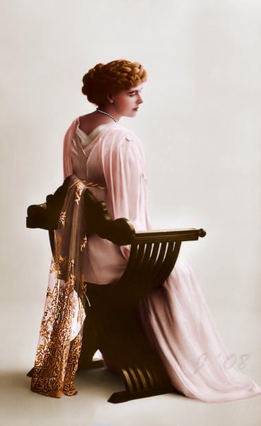 Queen Marie by AlixofHesse on DeviantArt