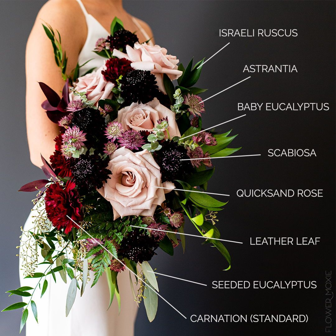 Dusty Rose And Marsala Wedding Flower Packages Wedding Flower Packages Marsala Wedding Flowers Bulk Wedding Flowers