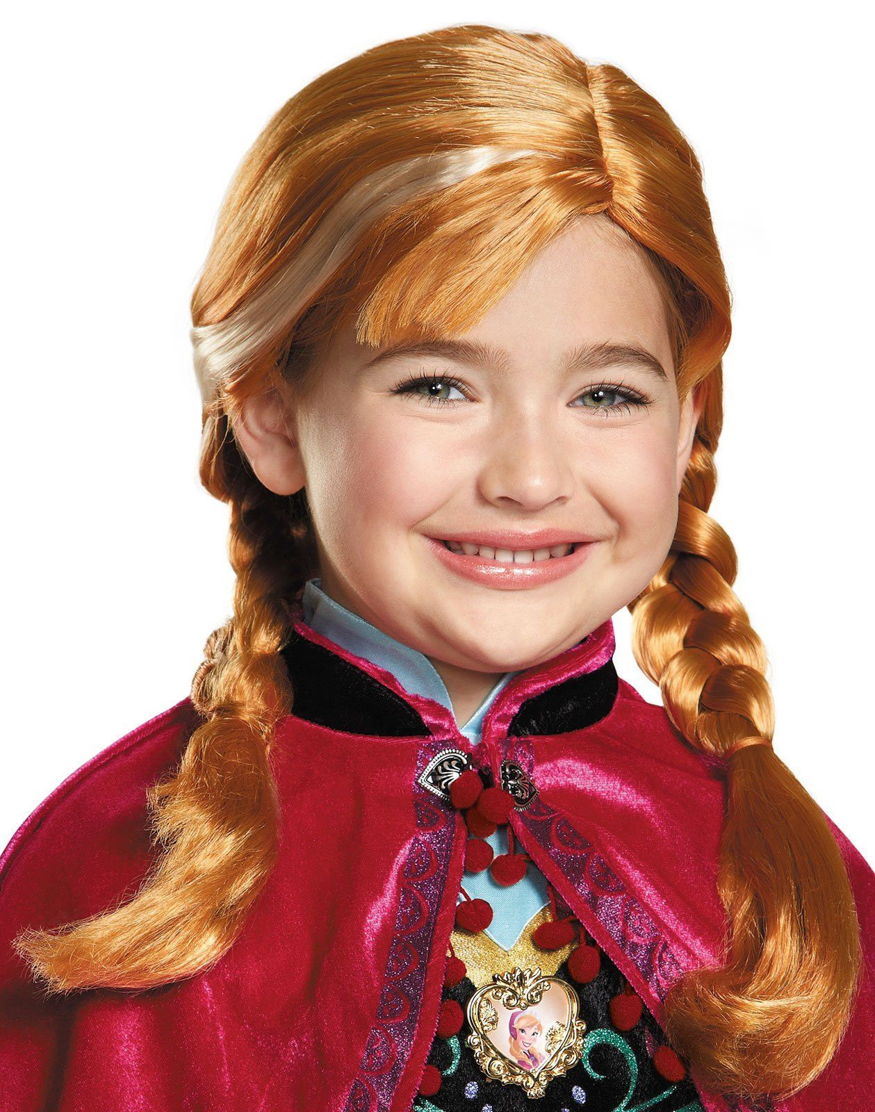 Frozen Anna Child Wig  Products  Pinterest  Wig and Products