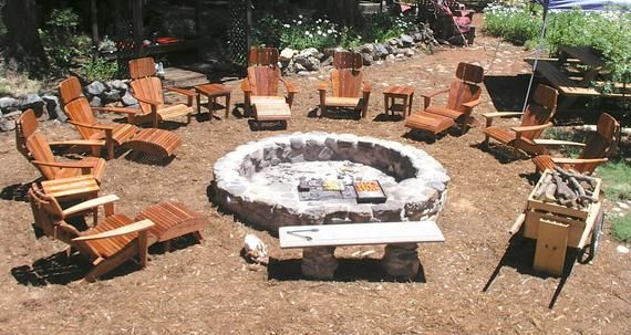 Custom Fire Pits Designed To Cook On Open Pit Cookery