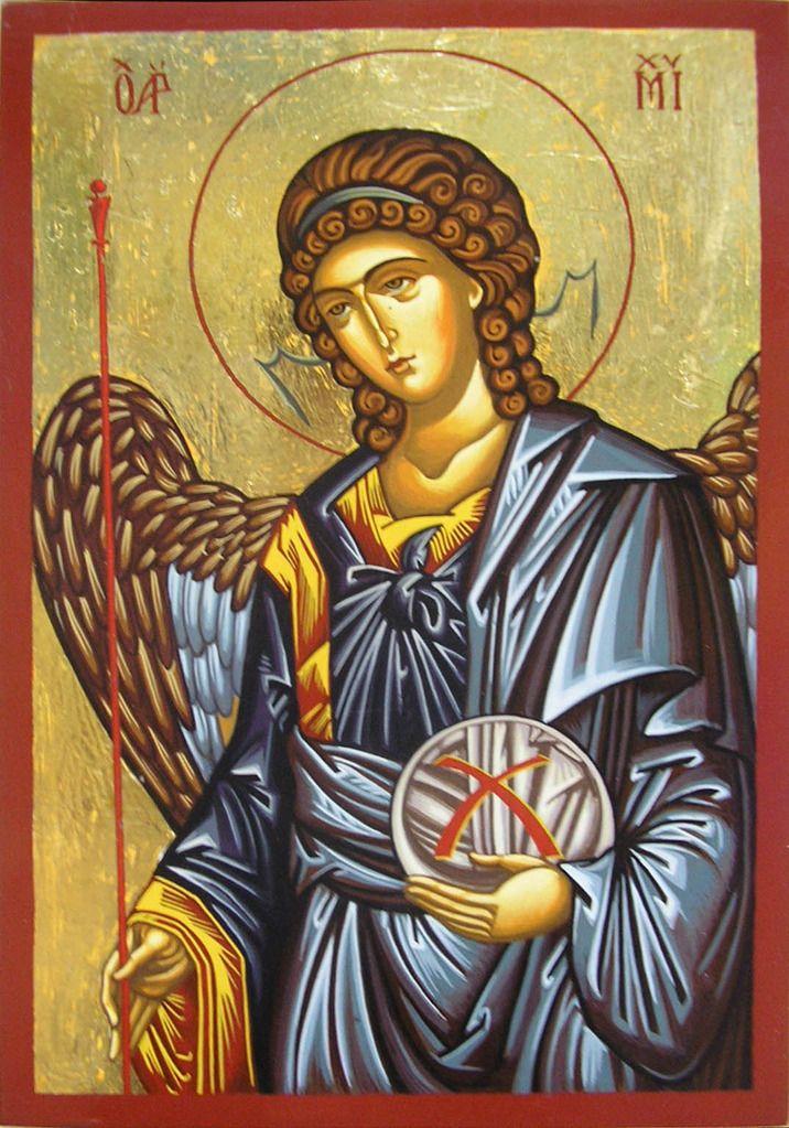 Архангелу Михаилу молятся при сплетнях, зависти и происках ...