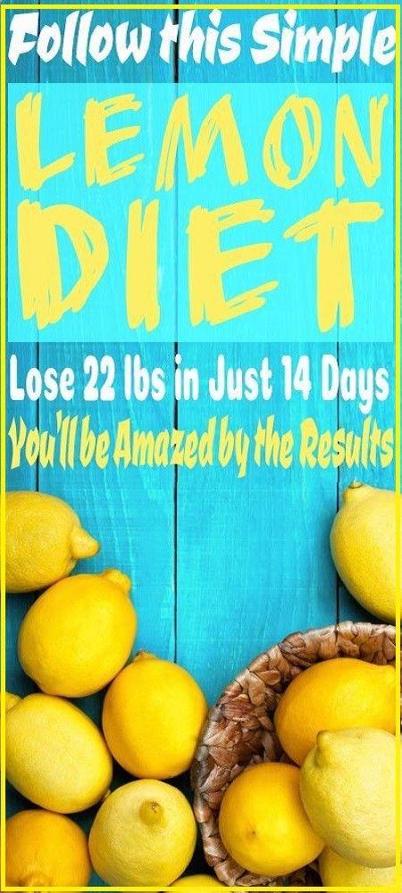 Photo of Folgen Sie dieser einfachen Zitronen-Diät und verlieren Sie 22 Pfund in nur 14 Tagen #easyweightlosstips