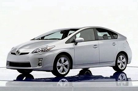 Confirmed This Is The 2010 Toyota Prius Toyota Prius Toyota