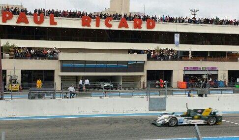 Circuit HTTT Paul Ricard in Le Castellet Circuit, Michael j