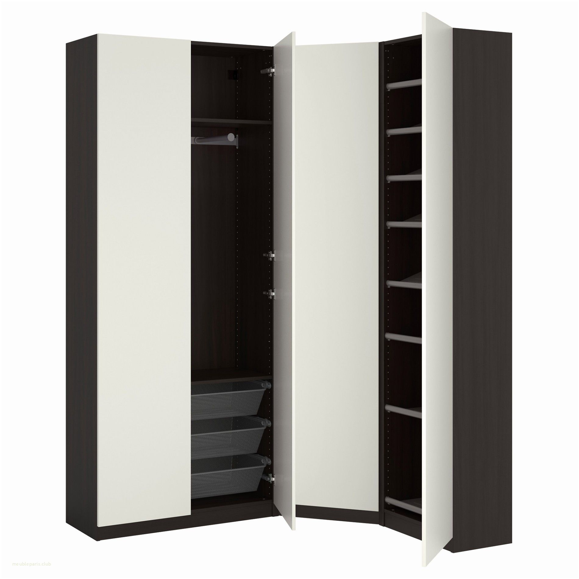 Armoire Bureau Porte Coulissante Armoire Bureau Porte Coulissante Guide Porte Coulissante Achat Vente Pas Tall Cabinet Storage Locker Storage Cool Furniture