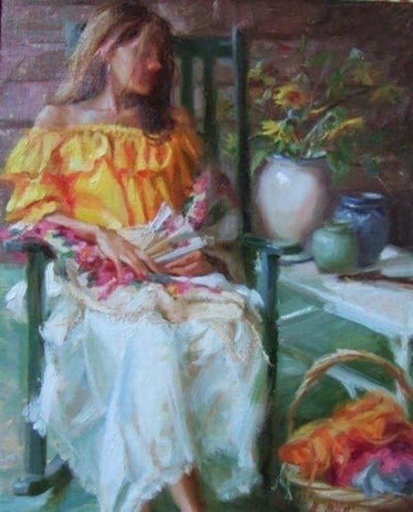 ImpressioniArtistiche: Gladys Roldan-de-Moras
