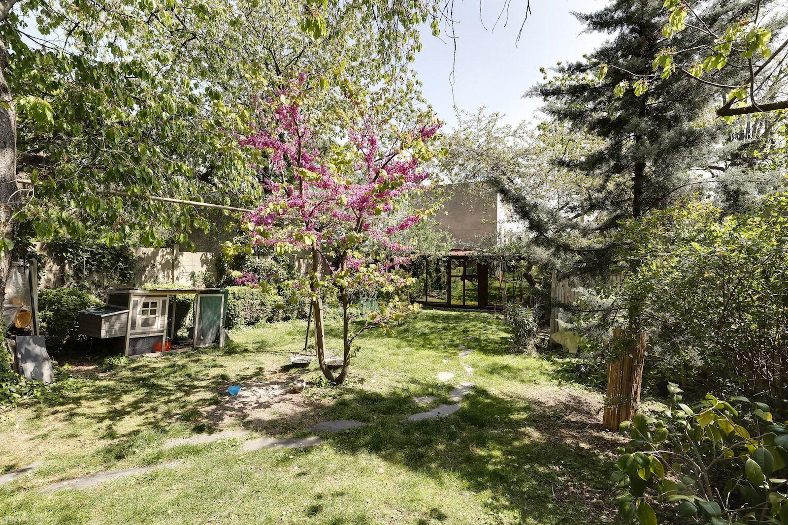 Loft D Architecte Sur Terrasse Jardin Ecologique Terrasse