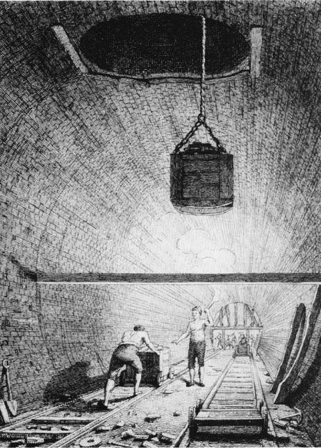 Islington Tunnel, Regent's Canal