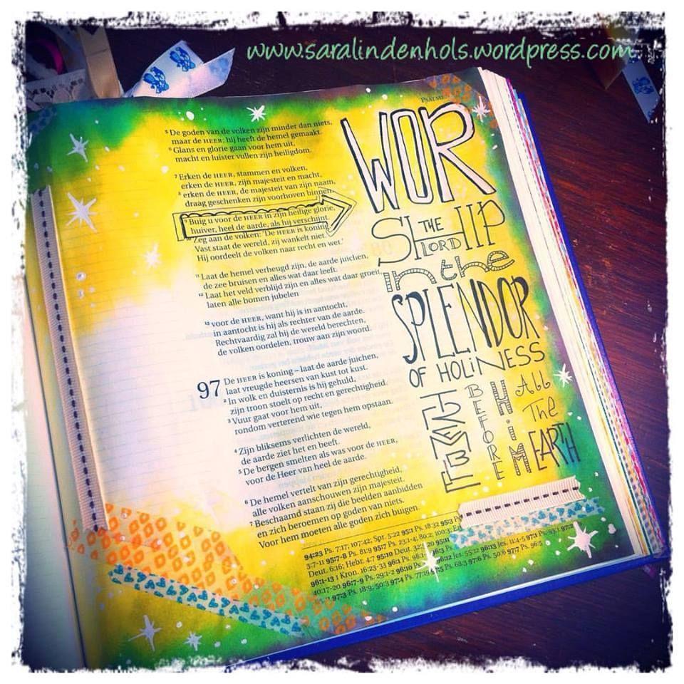 Psalmen Schoolweek Brugklas