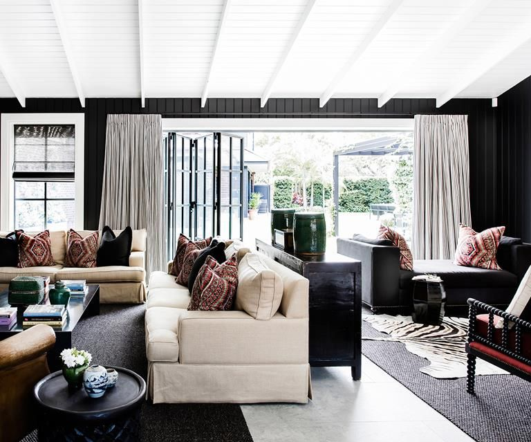 Refined Sydney Family Home By Lynda Kerry Interior Design With