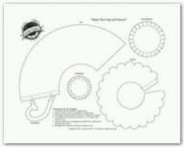 Paper Teacup cutout: tea party + alice in wonderland