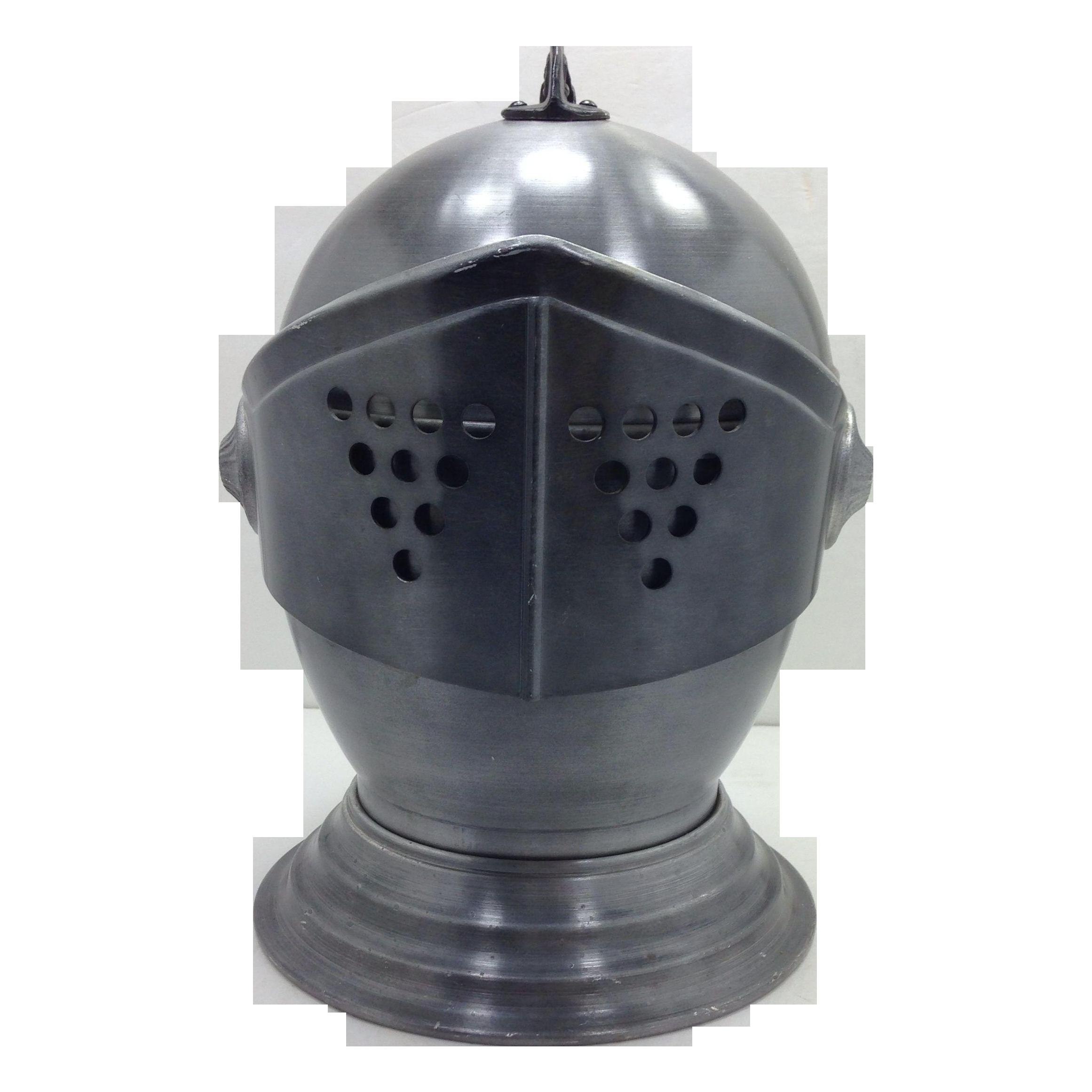 Medieval Style Knight Helmet Ice Bucket Knights Helmet Medieval Fashion Style