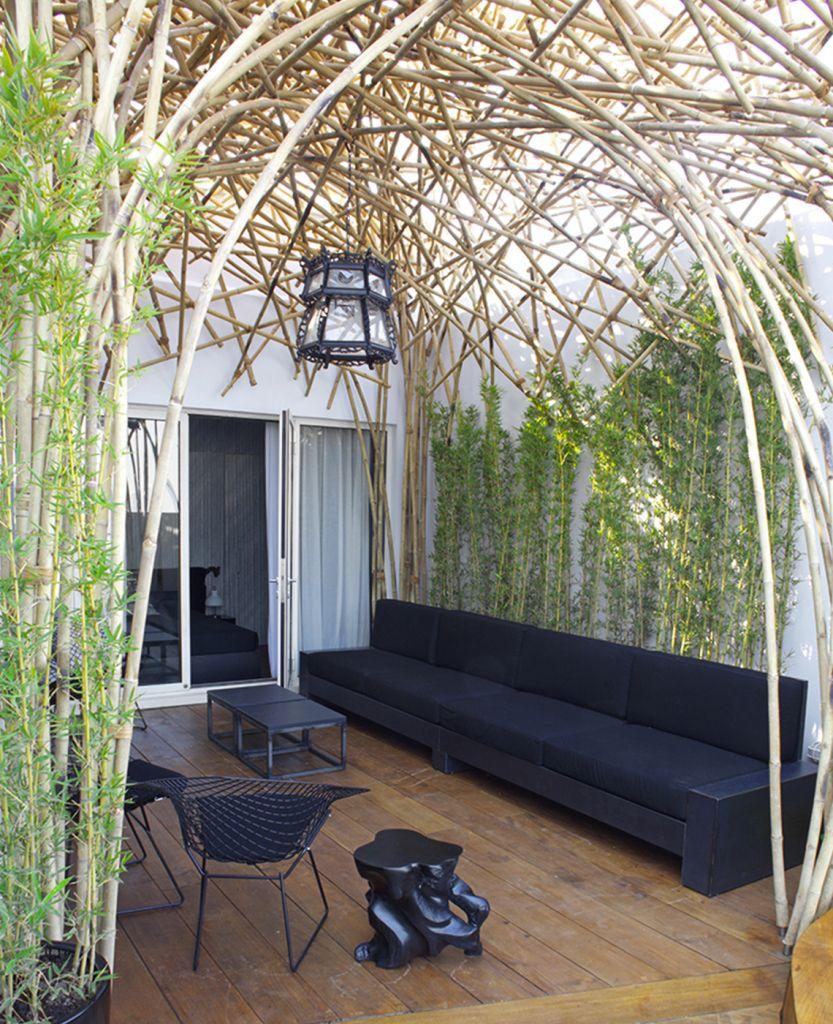 Comment abriter sa terrasse du soleil... | Hanoi, Pergolas and Sail ...