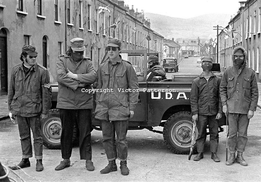 Pin by tony wilson on LOYAL DEFENDERS OF ULSTER Irish