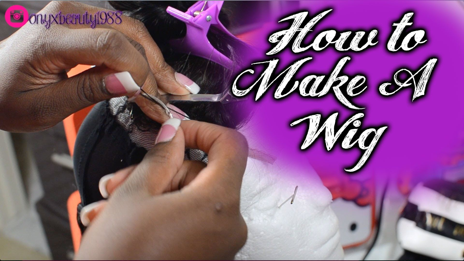 Park Art My WordPress Blog_How To Make A Wig With Closure At Home