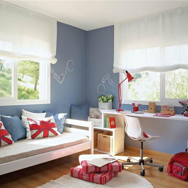 14 ideas para pintar la habitaci n de los ni os