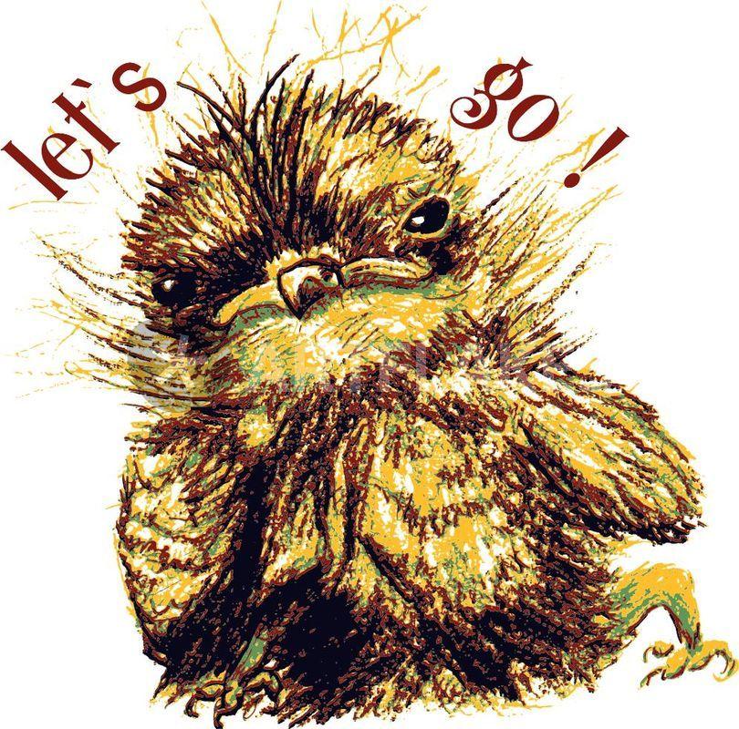 """""""let`s go"""" Grafik/Illustration als Poster und Kunstdruck von Birgit Schlegel bestellen. - ARTFLAKES.COM"""