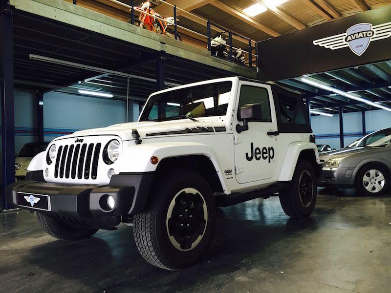 Inimitable Jeep Wrangler 2 8 Crd Polar 2p Concesionarios Coches Jeep Jeep Wrangler Jeep Seminuevos