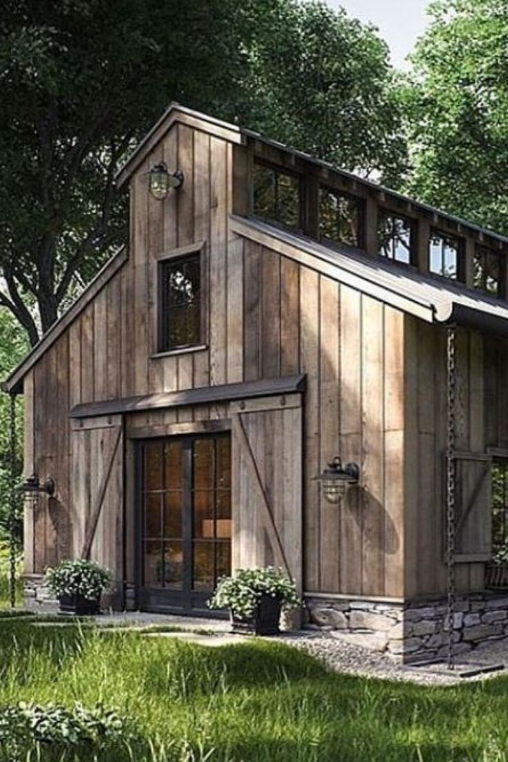 Must See Barn Houses Dream Home Barn House Plans Small Barn