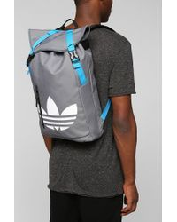 new styles d085e c17f1 Adidas   Gray Original Forum Sackpack for Men   Lyst