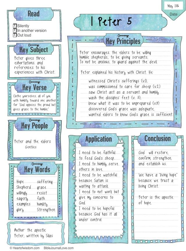 4-Steps to Bible Journaling Free PDF explaining steps and
