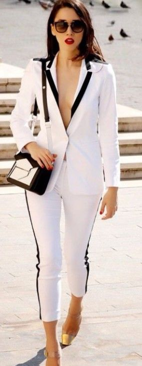 White Suits for Juniors