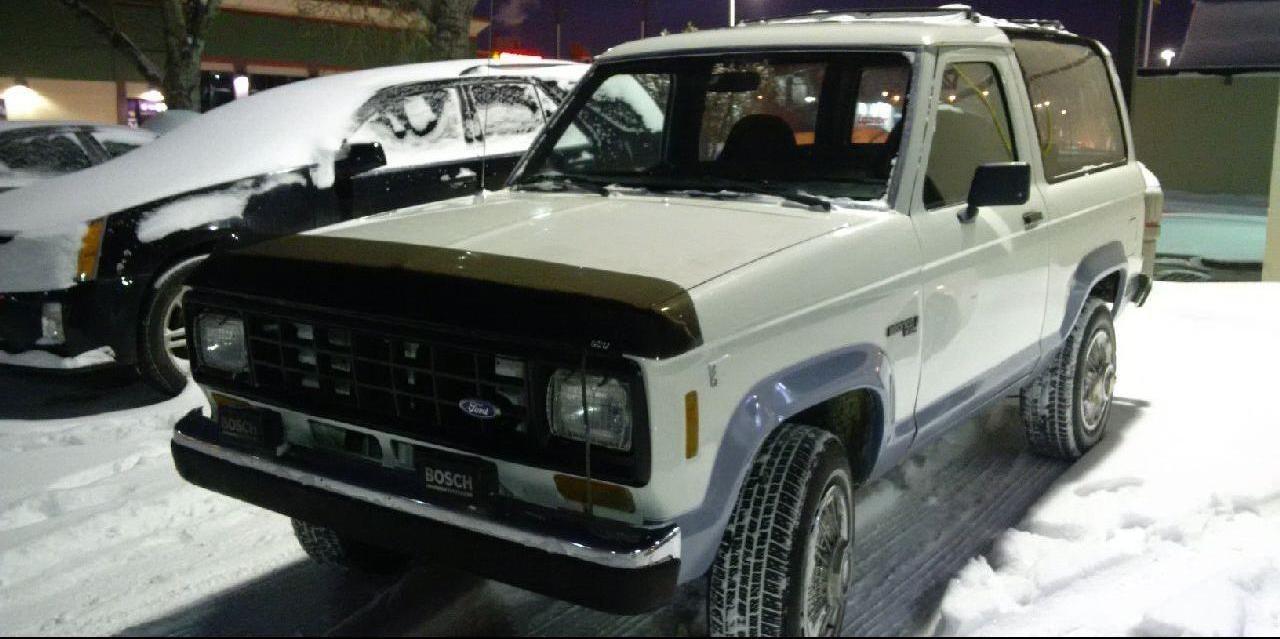 GreystonePhotos's 1988 Ford BroncoII SportUtility2D in