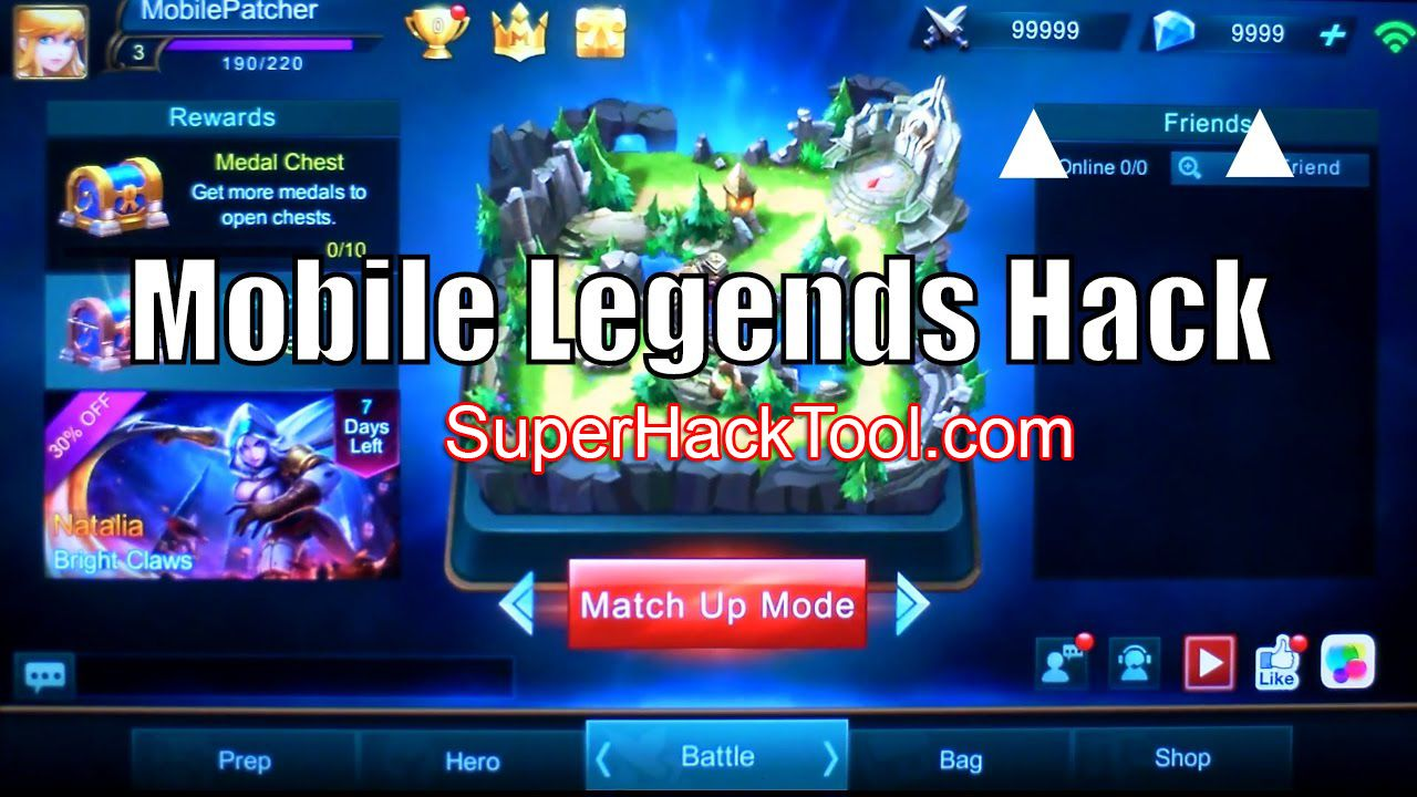 mobile legends hack and cheat online generator get unlimited