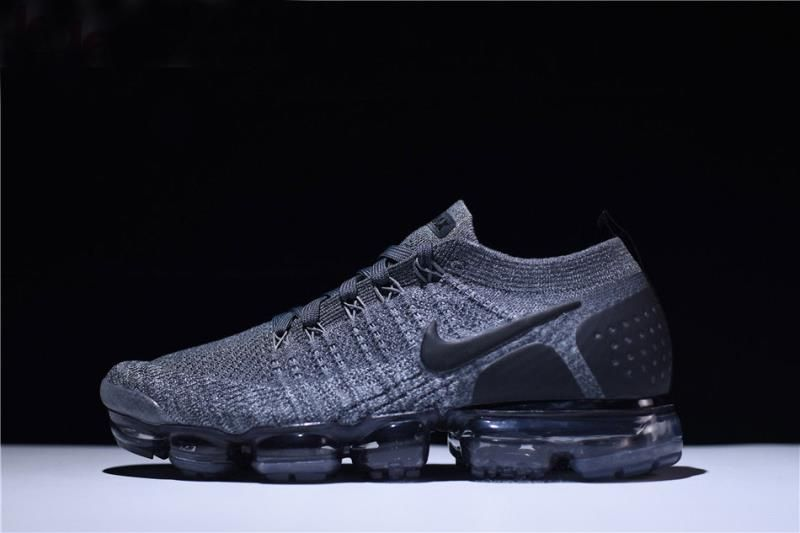 check out 92d5c f48d0 Nike Air VaporMax Flyknit 2.0 Dark Grey Men  s and Women  s Running Shoe  942842-002 owsneakers.com  nike  nikes  sneakers  sneaker  sneakerhead   mensfashion ...