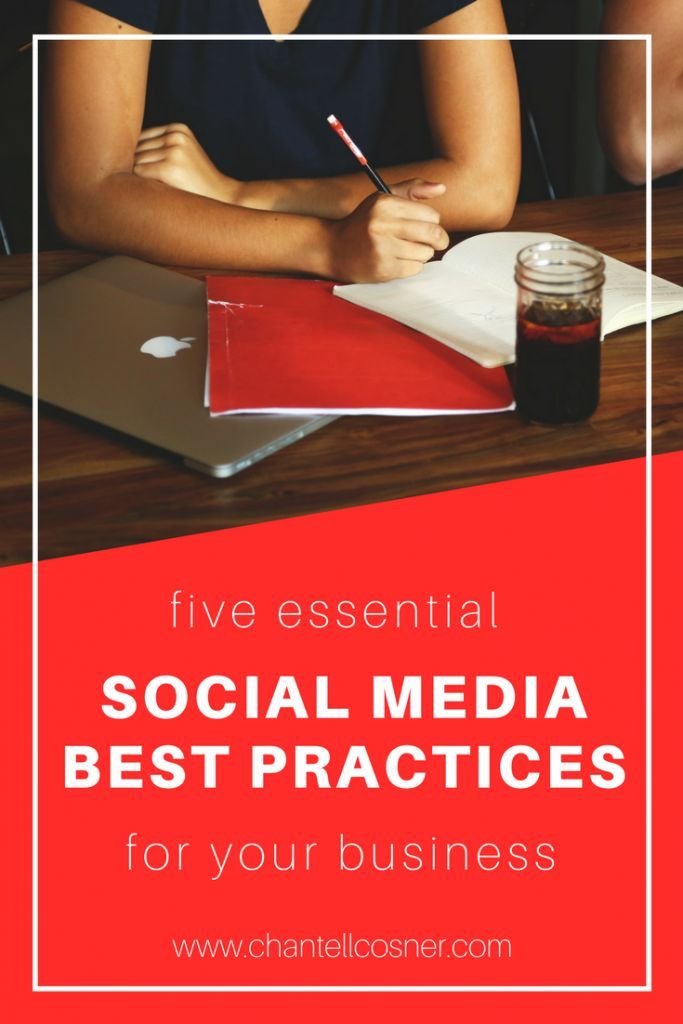 These essential best practices should be the cornerstone of your social media strategy. Use them as a guide whenever you are planning or creating content and your chances of success will dramatically increase.