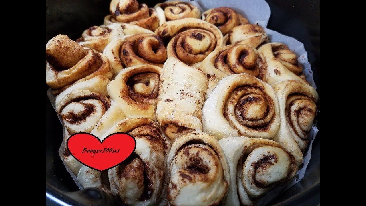 Cinnamon rolls air fryer power air fryer recipes frozen