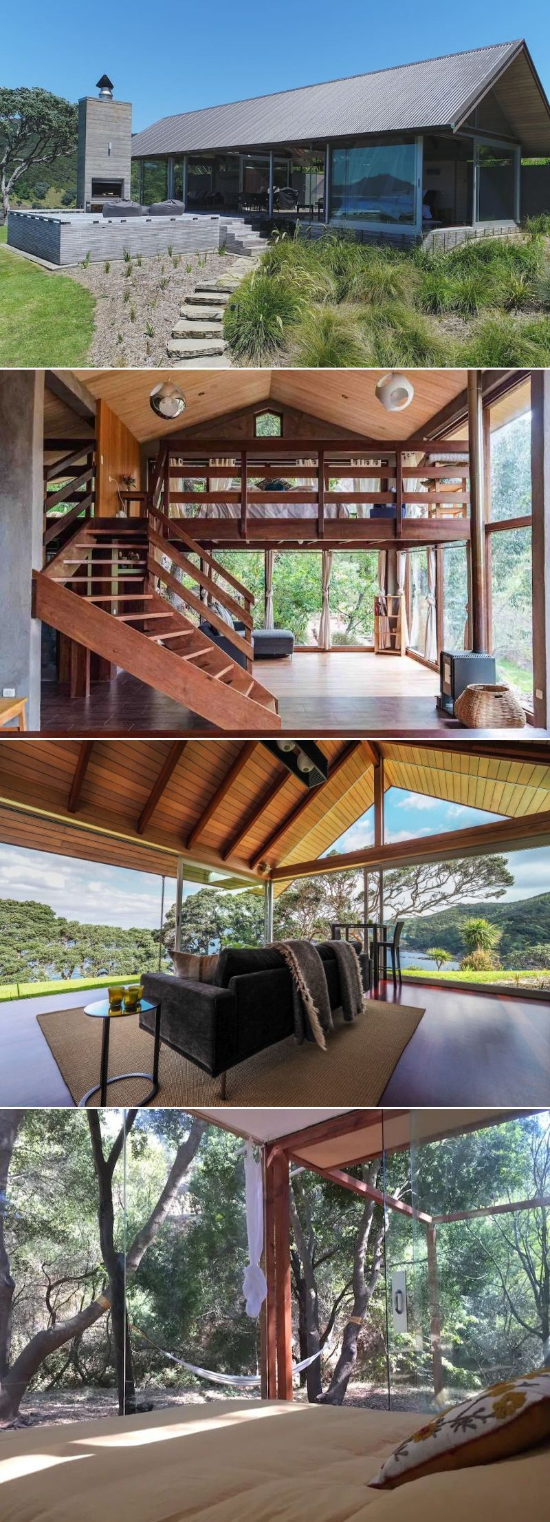 Glass House Rentals for Happy Times and Good Sunshine